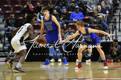 CIAC Boys Basketball Division V Finals - #1 Innovation 62 vs. #3 Old Lyme 41 - Photo (2)