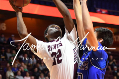 CIAC Boys Basketball Division V Finals - #1 Innovation 62 vs. #3 Old Lyme 41 - Photo (20)