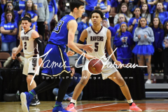 CIAC Boys Basketball Division V Finals - #1 Innovation 62 vs. #3 Old Lyme 41 - Photo (28)