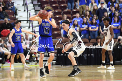 CIAC Boys Basketball Division V Finals - #1 Innovation 62 vs. #3 Old Lyme 41 - Photo (29)