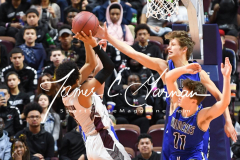 CIAC Boys Basketball Division V Finals - #1 Innovation 62 vs. #3 Old Lyme 41 - Photo (62)