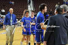 CIAC Boys Basketball Division V Finals - #1 Innovation 62 vs. #3 Old Lyme 41 - Photo (79)