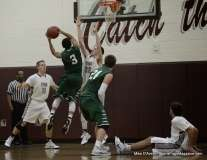 CIAC Boys Basketball Farmington 64 vs. Northwest Catholic 62 (155)
