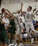 CIAC Boys Basketball Farmington 64 vs. Northwest Catholic 62 (162)