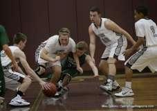 CIAC Boys Basketball Farmington 64 vs. Northwest Catholic 62 (180)