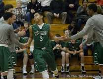CIAC Boys Basketball Farmington 64 vs. Northwest Catholic 62 (42)