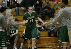 CIAC Boys Basketball Farmington 64 vs. Northwest Catholic 62 (44)
