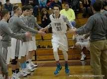 CIAC Boys Basketball Farmington 64 vs. Northwest Catholic 62 (52)
