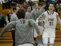 CIAC Boys Basketball Farmington 64 vs. Northwest Catholic 62 (53)