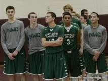 CIAC Boys Basketball Farmington 64 vs. Northwest Catholic 62 (60)