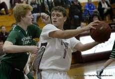 CIAC Boys Basketball Farmington 64 vs. Northwest Catholic 62 (70)