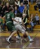 CIAC Boys Basketball Farmington 64 vs. Northwest Catholic 62 (83)