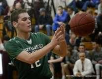 CIAC Boys Basketball Farmington 64 vs. Northwest Catholic 62 (89)