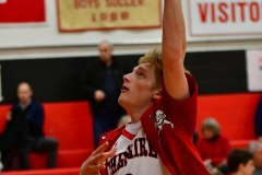 CIAC Boys Basketball; Cheshire vs. Southington - Photo # 003
