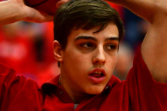 CIAC Boys Basketball; Cheshire vs. Southington - Photo # 006