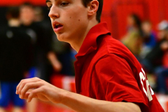 CIAC Boys Basketball; Cheshire vs. Southington - Photo # 025