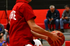 CIAC Boys Basketball; Cheshire vs. Southington - Photo # 042