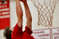 CIAC Boys Basketball; Cheshire vs. Southington - Photo # 046