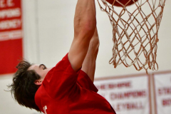 CIAC Boys Basketball; Cheshire vs. Southington - Photo # 047