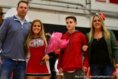 CIAC Boys Basketball; Cheshire vs. Southington - Photo # 100