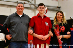 CIAC Boys Basketball; Cheshire vs. Southington - Photo # 165
