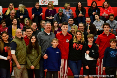 CIAC Boys Basketball; Cheshire vs. Southington - Photo # 205