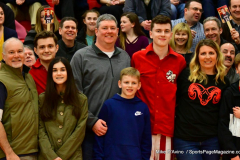 CIAC Boys Basketball; Cheshire vs. Southington - Photo # 210