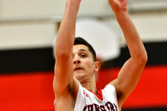 CIAC Boys Basketball; Cheshire vs. Southington - Photo # 312