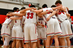 CIAC Boys Basketball; Cheshire vs. Southington - Photo # 377