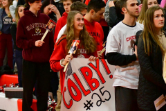 CIAC Boys Basketball; Cheshire vs. Southington - Photo # 388