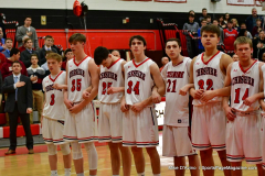 CIAC Boys Basketball; Cheshire vs. Southington - Photo # 393