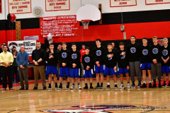 CIAC Boys Basketball; Cheshire vs. Southington - Photo # 399