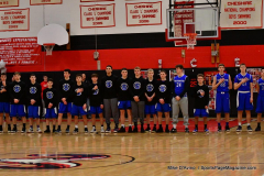 CIAC Boys Basketball; Cheshire vs. Southington - Photo # 401