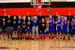 CIAC Boys Basketball; Cheshire vs. Southington - Photo # 402