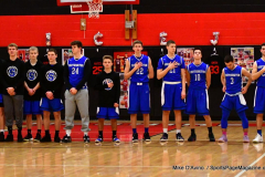 CIAC Boys Basketball; Cheshire vs. Southington - Photo # 403
