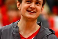CIAC Boys Basketball; Focused on Cheshire vs. Foran - Photo # 022