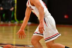 CIAC Boys Basketball; Focused on Cheshire vs. Foran - Photo # 112