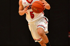 CIAC Boys Basketball; Focused on Cheshire vs. Foran - Photo # 271