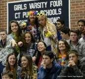 Gallery CIAC Boys Basketball; - Focused on Farmington 46 at Avon 45 - Photo # (134)