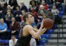 Gallery CIAC Boys Basketball; - Focused on Farmington 46 at Avon 45 - Photo # (156)