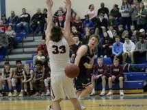 Gallery CIAC Boys Basketball; - Focused on Farmington 46 at Avon 45 - Photo # (166)