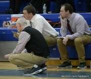 Gallery CIAC Boys Basketball; - Focused on Farmington 46 at Avon 45 - Photo # (168)
