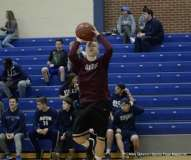 Gallery CIAC Boys Basketball; - Focused on Farmington 46 at Avon 45 - Photo # (27)