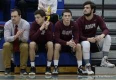 Gallery CIAC Boys Basketball; - Focused on Farmington 46 at Avon 45 - Photo # (33)