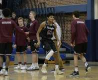 Gallery CIAC Boys Basketball; - Focused on Farmington 46 at Avon 45 - Photo # (53)