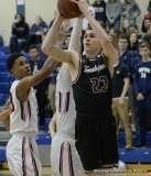 Gallery CIAC Boys Basketball; - Focused on Farmington 46 at Avon 45 - Photo # (72)