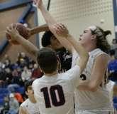 Gallery CIAC Boys Basketball; - Focused on Farmington 46 at Avon 45 - Photo # (73)