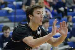 Gallery CIAC Boys Basketball; - Focused on Farmington 46 at Avon 45 - Photo # (75)