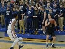 Gallery CIAC Boys Basketball; - Focused on Farmington 46 at Avon 45 - Photo # (81)