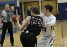 Gallery CIAC Boys Basketball; - Focused on Farmington 46 at Avon 45 - Photo # (82)